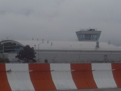 Ground Control Building at La Guardia