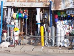 Hardware store, Dodoma, TZ