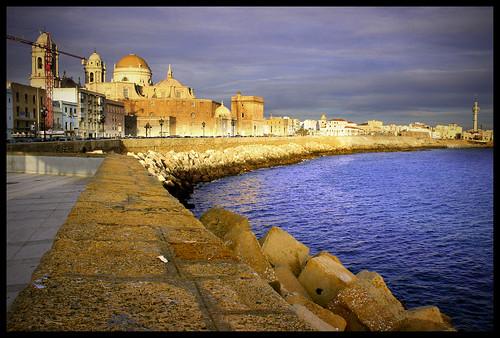 Cádiz tierra soñada por mí