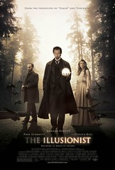 'The Illusionist': trailer y póster