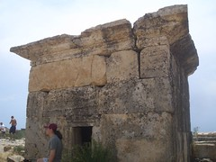 Tomb at Hierapolis