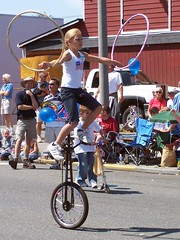 High Unicycle