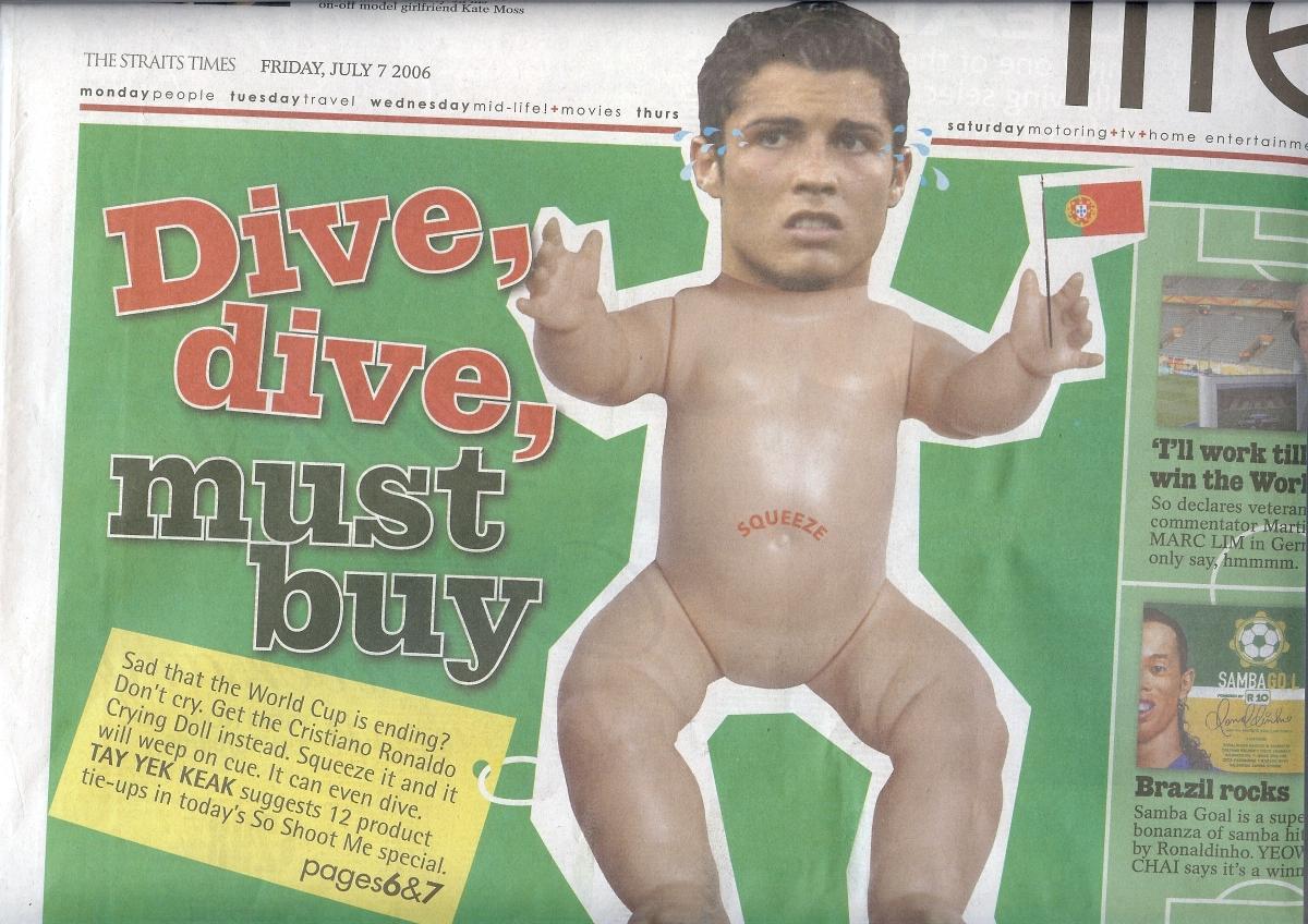 Cristiano Ronaldo es el gran objetivo para 2008 184135922_961455bcb3_o