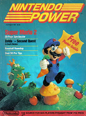 Download the first 3 issues of Nintendo Power