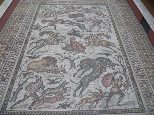 Apamea mosaic