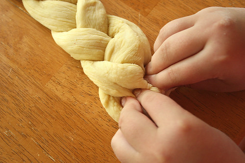 Challah Project: Baking with your kids - 21