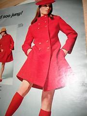 Vintage coat - 1967