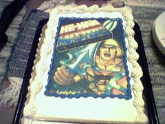 He-man cake