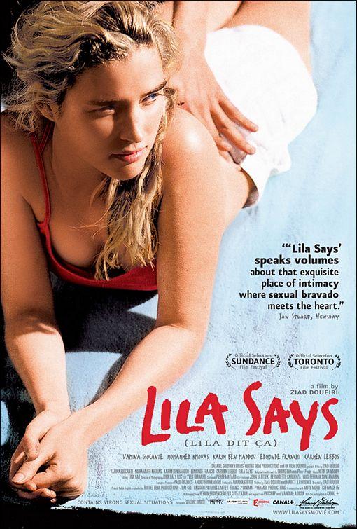 LILA DIZ (Lila dit a Lila Says, Frana Reino Unido, 2004)