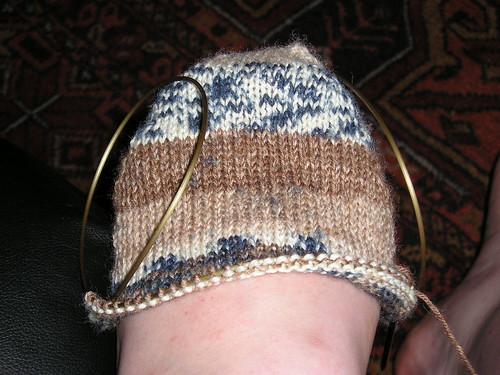 Knitting: Sock