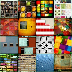 squares- Shapes Week