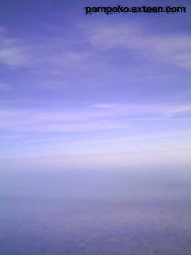 cloud over pacific ocean