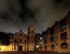 San Agustin (Intramuros) photo by davedeluria