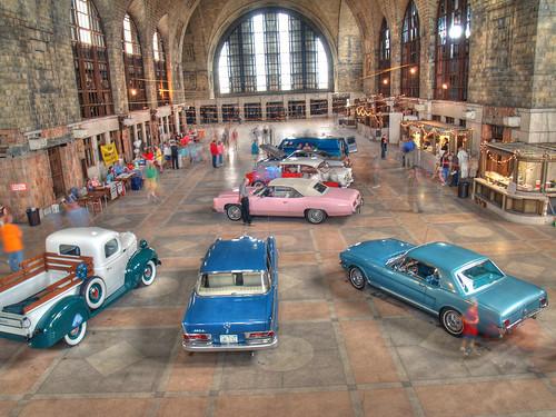 Buffalo Central Terminal Page Punarocom - Buffalo car show