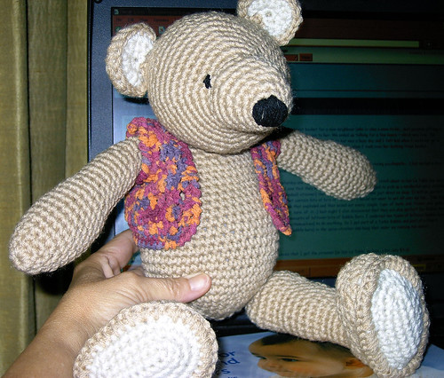 Finished Bear 3