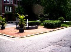 A couple blocks away in Reservoir Hill, Baltimore