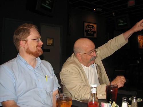 Dan Reid & Gene Wolfe