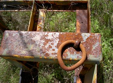 Rusty ring - Shimone Samuel