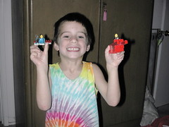 Gage - Lego Master-in-Training