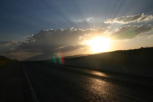 Rays of God...