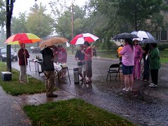 National Night Out Rain