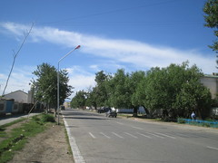 Khovd city