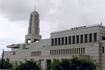 Church of Latter Day Saints Conference Center