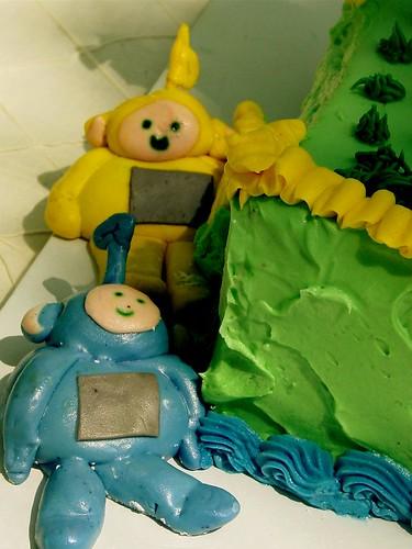 Tubby Cake Tinky La La