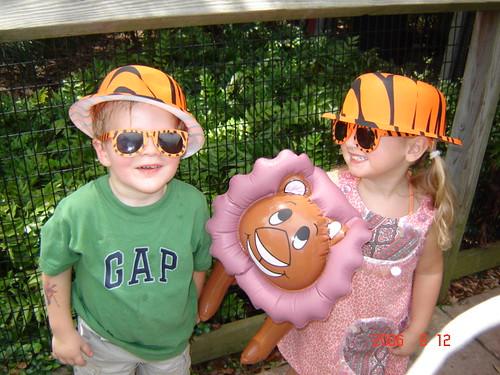 Tiger pair Lolas Bday
