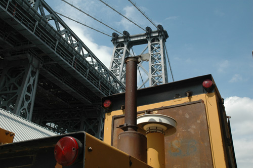 Equipment and Bridge