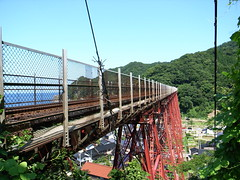 Amarube railway bridge - 2
