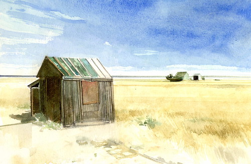 Leaning Shed, Dungeness