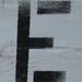 one letter E