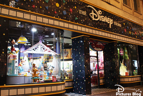 The Disney Store - Lille (France)