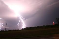 Storm in Southern Kansas photo by rsaxvc