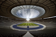 Olympia-Stadion photo by Glenn Meling