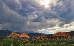 Garden of the Gods photo by Greg Foster Photography