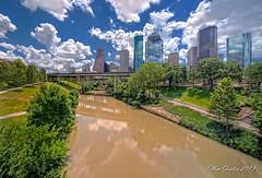Houston Skyline photo by Ellen Yeates