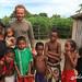 Мадагаскар - типичная мадагаскарская семья