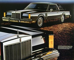 1982 Lincoln Mark VI Givenchy Designer Series Coupe photo by coconv