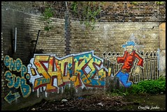 SHORE TRACKSIDE...2011... photo by Graffiti Junkie