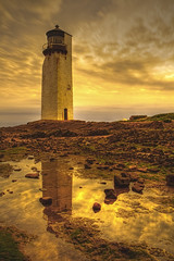 Southerness_lighthouse_hdr photo by Mike Docherty