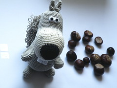 Eichhörnchen Amigurumi photo by Pfiffigste Fotos