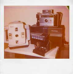Polaroid Family photo by Nick Leonard