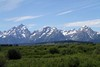 The Tetons, in all their glory!