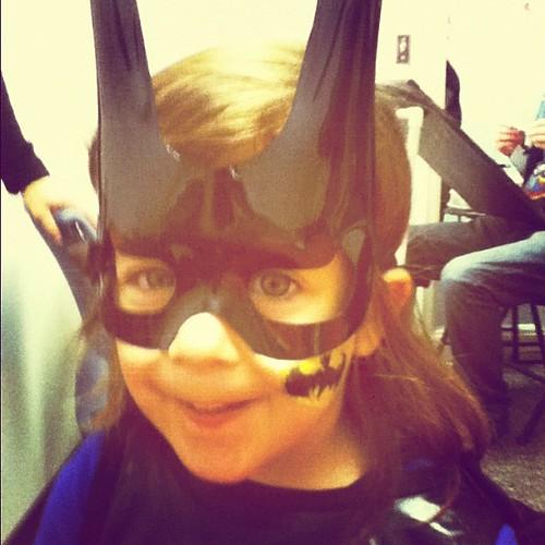 Aw yeah, Bat Girl!