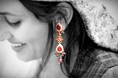 Jhumka !!! photo by vchau photography