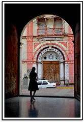 Leon...the Cathedral, Nicaragua...Sept/11 photo by bevcraigwhite