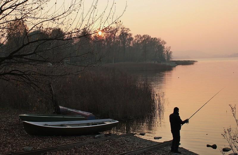 Quiete serale! photo by fata_ci