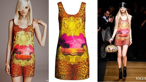 Versace For H&M2011秋冬聯名商品7